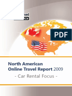 EyeforTravel - Car Rental Online Distribution Focus North America 2009