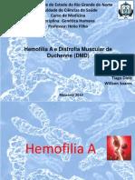 Hemofilia e Distrofia