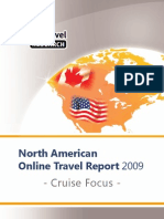 EyeforTravel - Cruise Online Distribution Focus North America 2009