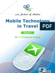 EyeforTravel - Mobile Technology in Travel Report Consumer Insight