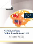 EyeforTravel - Package Tour Online Distribution Focus North America 2009