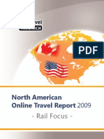 EyeforTravel - Rail Online Distribution Focus North America 2009
