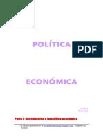 Política Economica 2C 2Cua