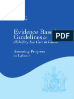 Assessing Progress in Labour