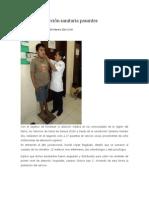 06/04/14 news Recibe jurisdicción sanitaria pasantes