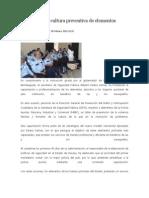 08/02/14 News Fortalece SSO Cultura Preventiva de Elementos Policiales