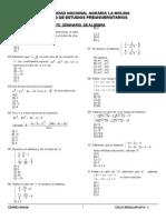 Algebra Sem5 2010-i
