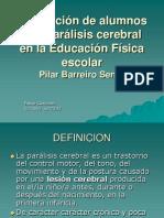 Integración de alumnos con parálisis cerebral