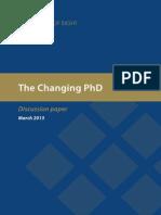 Go8 PhD