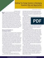 Ifpri Policy Brief