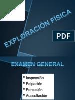 Exploracion Fisica en Nefrologia
