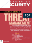 Threat Management Guide