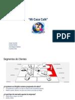 Modelo de Negocios - Mi Casa Cafe