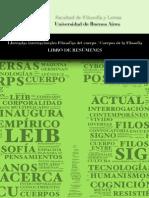 Libro-de-resúmenes FILOSOFÍA DEL CUERPO