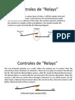 present controles de relays
