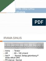 EKG LETHAL Dan Disritmia