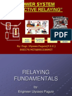 A. Basic Relaying Fundamentals-1.1 (2)