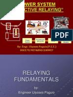 A. Basic Relaying Fundamentals-1.1 (2)