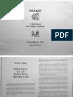 Keys to an Effective Prayer Life