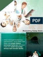 Konseling Salep Mata