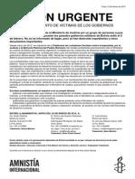 AMNISTIA INTERNACIONAL Acción Urgente Bolivia.pdf