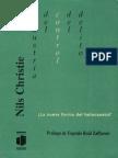 CHRISTIE, Nils; La Industria Del Control Del Delito