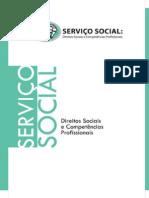 LIVRO COMPLETO -  CFESS - Serviço Social -Direitos Sociais e Competências Profissionais  (2009)