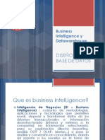 DBDD - Clase 9 - Business Inteligence and Datawarehouse