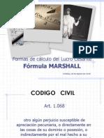 Fórmula Marshall - Alcides - 18 - Ago - 2.010