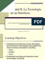 Unidad II Programaci n de Interfaces
