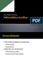Etica y Derecho Informático parte II