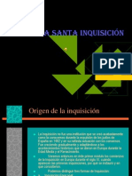 La Santa Inquisiscion