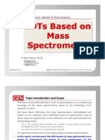 GEN Biomarket Trends Report LDTs Based on Mass Spec