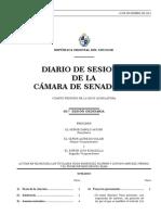 Version Taquigrafica DEBATE MARIHUANA