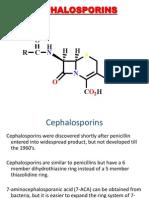 cephalosporinsrin