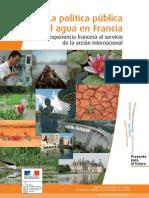 MEDDE La Politica Publica Del Agua en Francia