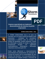 Storm Consultoria -2014