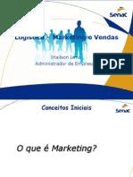 SENAC Logística - Marketing e Vendas