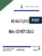 De BTL CKC2