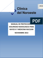 Curso básico de introducción a la protección radiologica CNO-CDIN