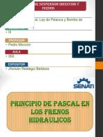 1 Principios Pascal Aplicado en Freno