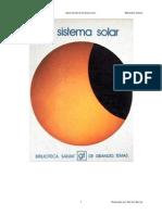 El Sistema Solar - Biblioteca Salvat
