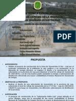 Proyecto Subestación Bahía Loja