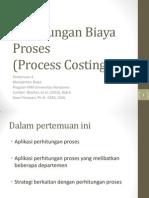 PPT-Pertemuan-4 Perhitungan Biaya Berdasarkan Proses