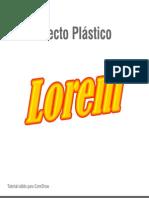 Efecto plástico Corel