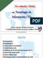 [PD] Presentaciones - Cobit en TI