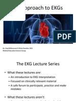 EKG Lecture 1