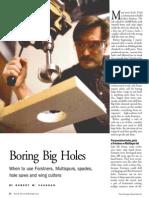 129-044 - Boring Big Holes
