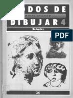 Curso Libro de Dibujo Modos de Dibujar Retratos - Por Timoteo