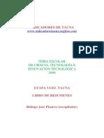 Libro Resumen Xix Fencyt Tacna 2009 Pizarro